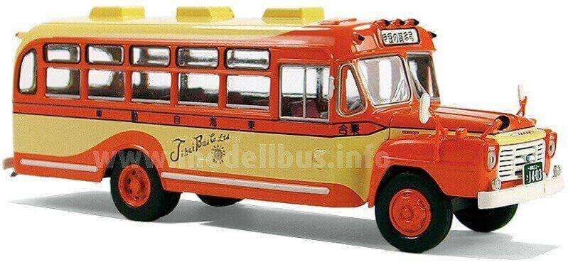 isuzu bxd 30 - 1962 автобус hachette Автобусы мира 1:43 купить в СПб