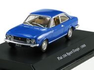 Fiat 124 Sport Coupe - 1969, blue