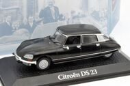 CITROEN DS 23, Valery Giscard d'Estaing - 1974, черный