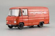 "MERCEDES-BENZ L408 ""Porsche"" (1967), red"
