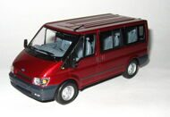 Ford Transit Bus Tourneo, бордовый