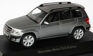 Mercedes-Benz GLK-Klasse Nature (X204), серый металлик