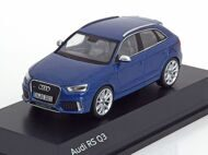 Audi RS Q3 2013, bluemetallic