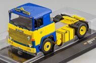 "SCANIA LBT141 ""ASG"" (1976), yellow /blue"