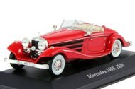 Mercedes-Benz 540K red - 1936