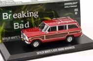 JEEP Grand Wagoneer машина Скайлер Уайт (из т/с Во все тяжкие / Breaking Bad),  red