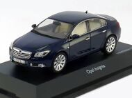 Opel Insignia saloon 2008, dark blue
