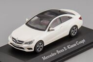 Mercedes-Benz E-Klasse (C207) Coupe - 2013, metallic-weiss