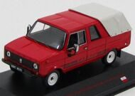 TARPAN 237 pick-up 4x4 - 1982, красный