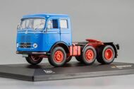 MERCEDES-BENZ LPS 333 (1960), blue/red