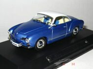 VW Karmann Ghia, синий/белый