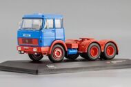 HENSCHEL HS 19 TS - 1966, blue/red