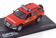 Opel Frontera A Fire Engine 1991-1998, красный