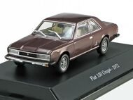 Fiat 130 Coupe - 1971, darkred-metallic