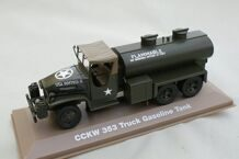 CCKW 353 Truck Gasoline Tank, хаки