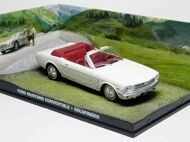 Ford Mustang Convertible - Goldfinger, выпуск 35, белый
