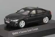BMW 4 Series Gran Coupe, black