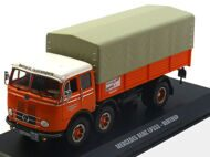 MERCEDES BENZ LP 333 Bentrup Ferntransporte, orange