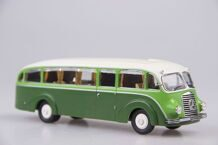 Mercedes-Benz LO3500 bus, green/ ivory