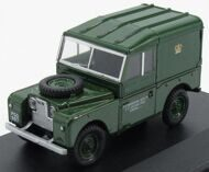 Land Rover Series 1 88 Hard Top Post Office Telephones 1950, зеленый