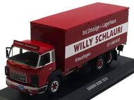 SAURER D330F Willy Schlaury - 1978, red