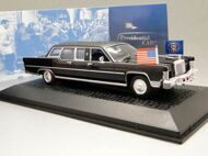 Lincoln Continental President R. Reagan 1981, черный