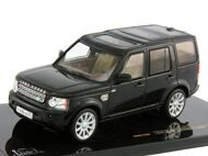 Land Rover Discovery 4 - 2010, black