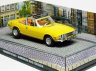 Triumph Stag - Diamonds Are Forever, выпуск 18, желтый