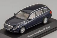 Mercedes-Benz E-Klasse T-Modell (S212) - 2013, metallic-dark blue