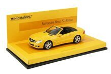 MERCEDES-BENZ SL R230 Linea Giallo Series (2008), yellow