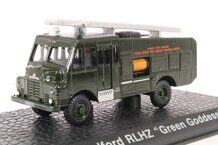 "1/72 BEDFORD RLHZ ""Green Goddess"" Fire Engine 1953"