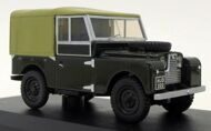 Land Rover Series 1 88 Canvas 1950, Bronze Green