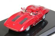 CHEVROLET Corvette Stingray 1959, red