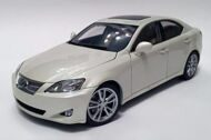 LEXUS IS 350 2006 LHD, CRYSTAL WHITE (1:18)