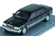 Mercedes-Benz E250 V124 Lang - 1994, black