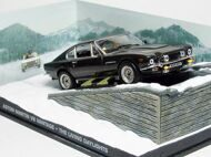 Aston Martin V8 Vantage - The Living Daylights, выпуск 14, черный